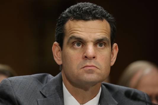 David S. Cohen, sous-secrétaire au Trésor américain pour le terrorisme et le renseignement financier