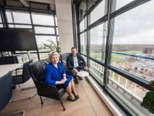 Nieuwe U Parkhotel in Enschede is geboortestek nanotechnologie