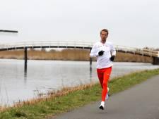 Atleet Roy Hoornweg gaat aanval doen op parkoersrecord '15 van Wolphaartsdijk'