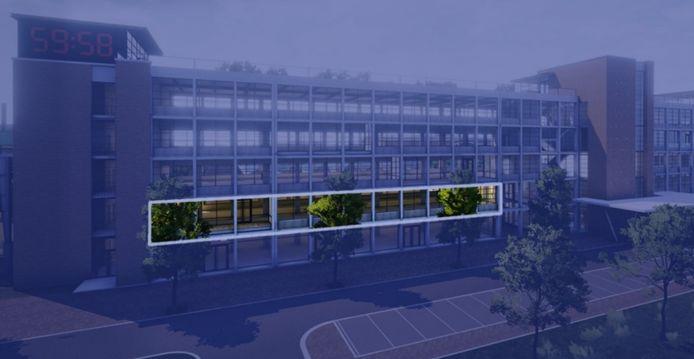 Avular en Sorama betrekken samen de eerste verdieping van gebouw TQ3 op Strijp-T.