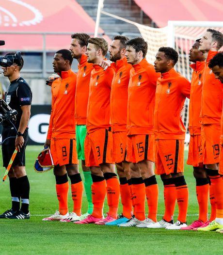 Dit is het programma van Oranje tijdens het EK voetbal