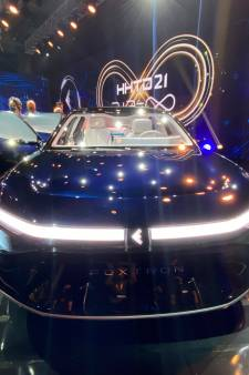 iPhone-fabrikant presenteert eerste elektrische auto's