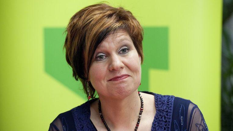 Partijvoorzitter Ruth Peetoom van het CDA. Beeld anp