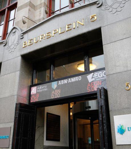 ABN AMRO verdwijnt uit Amsterdamse AEX-index