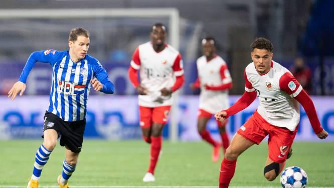 Samenvatting | FC Eindhoven - Jong FC Utrecht
