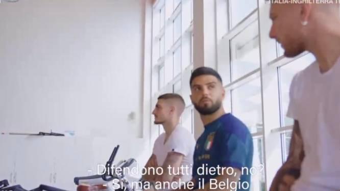 Eriksen, Diables Rouges, le nez fin de Mancini: les coulisses du sacre de l'Italie dévoilées dans un documentaire