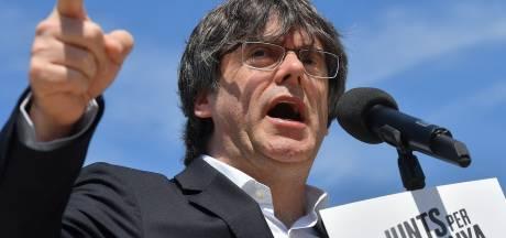 L'Espagne lance un nouveau mandat d'arrêt international contre Puigdemont