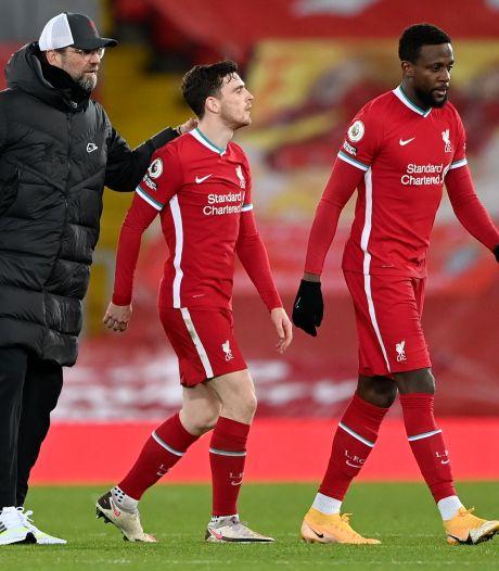 Quatrième défaite d'affilée pour Liverpool en Premier League