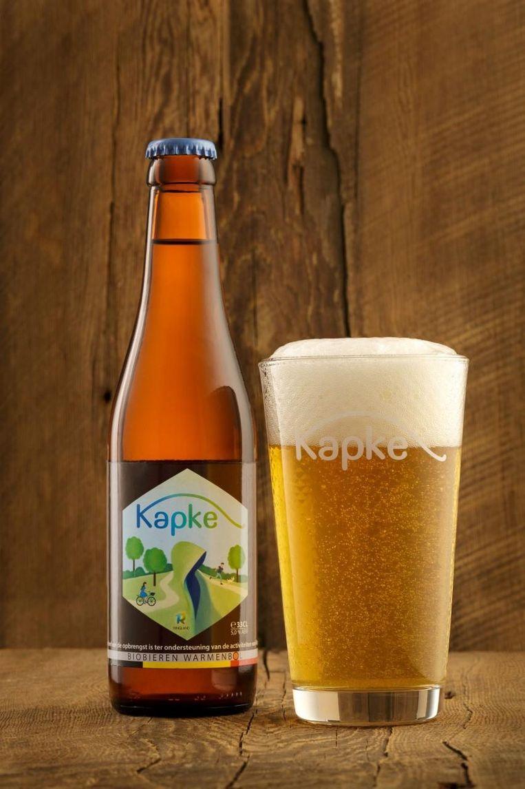 't Kapke heeft een etiket dat verwijst naar Ringland
