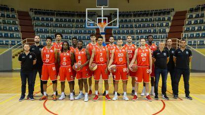 Antwerp Giants openen seizoen met zege bij Larnaca in voorronde Champions League