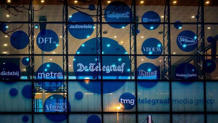 De kansen van John de Mol op een overname van mediaconcern Telegraaf Media Groep lijken verkeken. Beeld ANP
