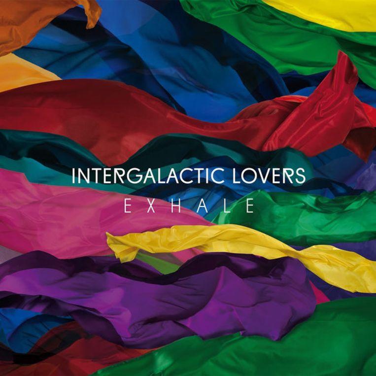 'Exhale', de derde plaat van Intergalactic Lovers, zal zeker troost bieden. Beeld © Intergalactic Lovers