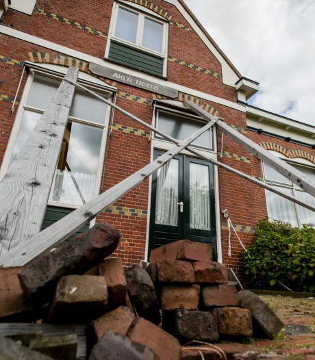 35 duizend Groningse huizen zeer zwak