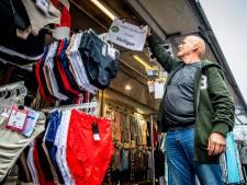Kolff dringt bij minister aan op het toestaan van non-foodkramen op de markt: 'Moet ruimte voor zijn'