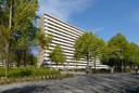 De ERA-flat aan de Zernikeplaats in Rotterdam-Ommoord wordt als eerste onder handen genomen.