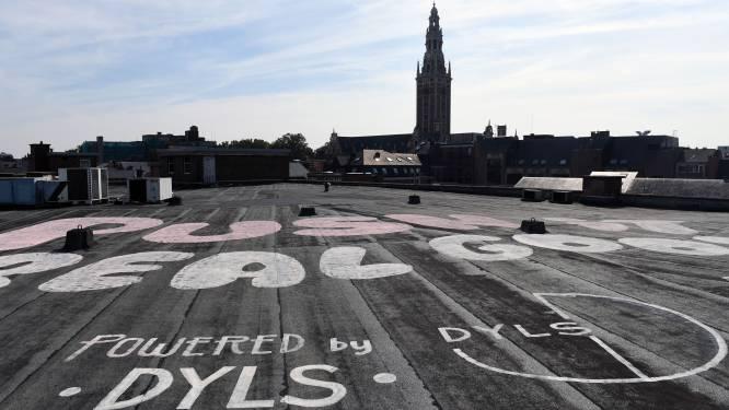 """WK-gekte ook op Leuvense daken dankzij Hans Geyens: """"Leuk om de stad mooi in beeld te brengen"""""""