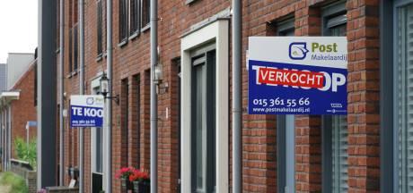 Huizenmarkt was zelden zo krap, prijzen stijgen ook in Brabant flink