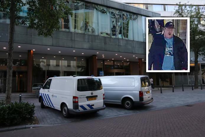 In het Hilton Hotel trof de gemeente ruim een dag na haar verdwijning Hania (12) aan met de 49-jarige Amerikaan James B.