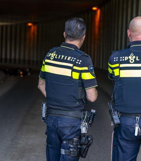 Motorrijder (58) omgekomen bij ongeluk in tunneltje bij Hank