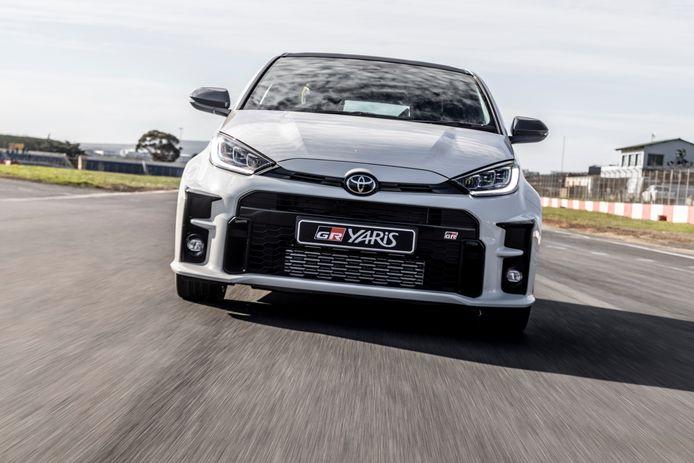 De extreem krachtige Toyota Yaris GR is nu al een verzamelobject.