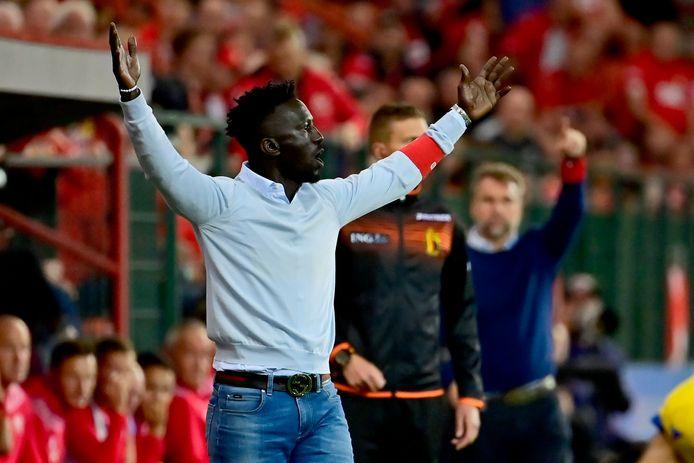 Mbaye Leye est le premier à le reconnaître: le Standard n'est pas au niveau attendu depuis le début de saison.