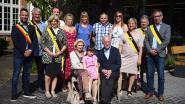 Fredy en Leontine vierden hun 50ste huwelijksverjaardag