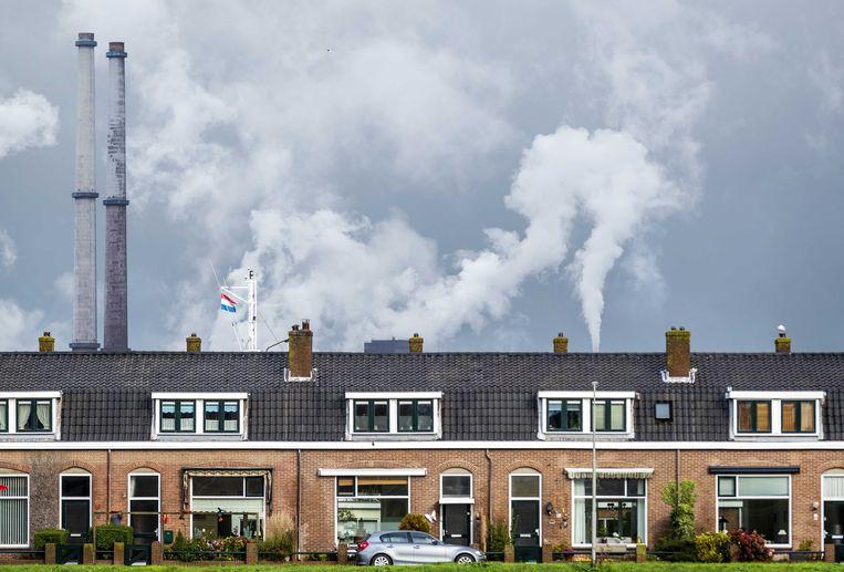 Tata Steel in IJmuiden.  Beeld ANP