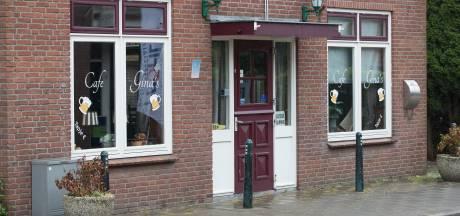 Buurt laat geen traan om sluiting café Gina's in Raalte
