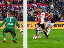 LIVE | Van Persie behoedt Feyenoord in slotfase voor nieuw puntenverlies