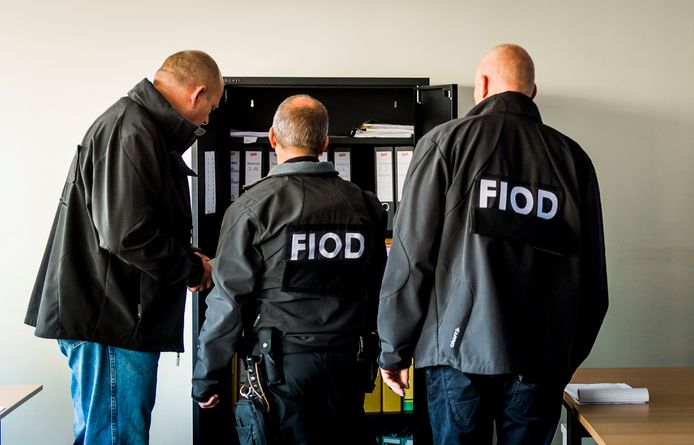 Als er een vermoeden bestaat van belastingfraude, komt de FIOD in actie.