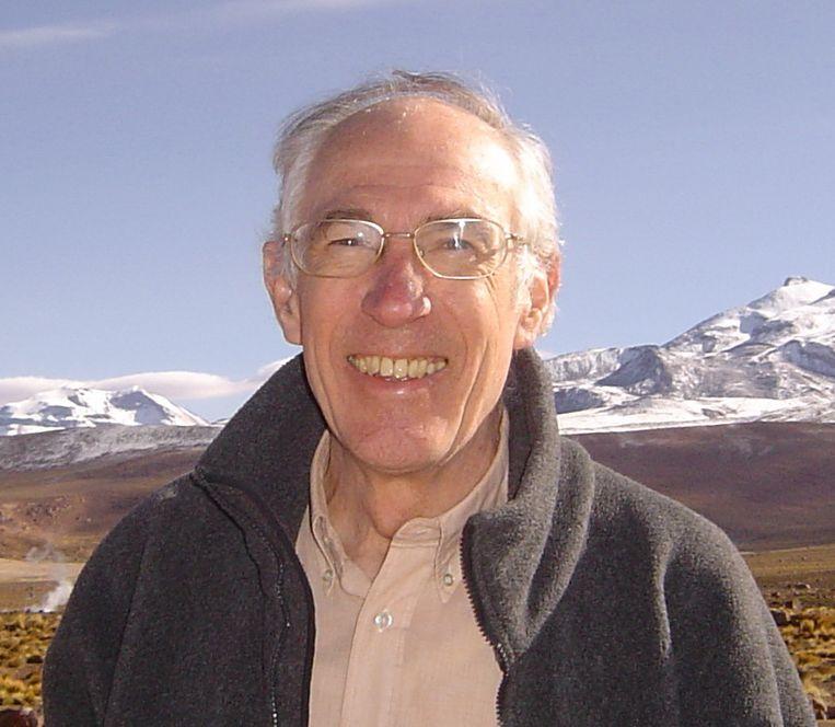Professor André Berger is klimatoloog aan de Université Catholique de Louvain. Beeld RV