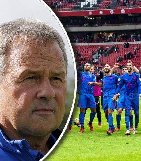 Tot tranen geroerde Gert Kruys vertelt over stunt Utrecht tegen Ajax: 'Deze komt zeker in mijn top 10'