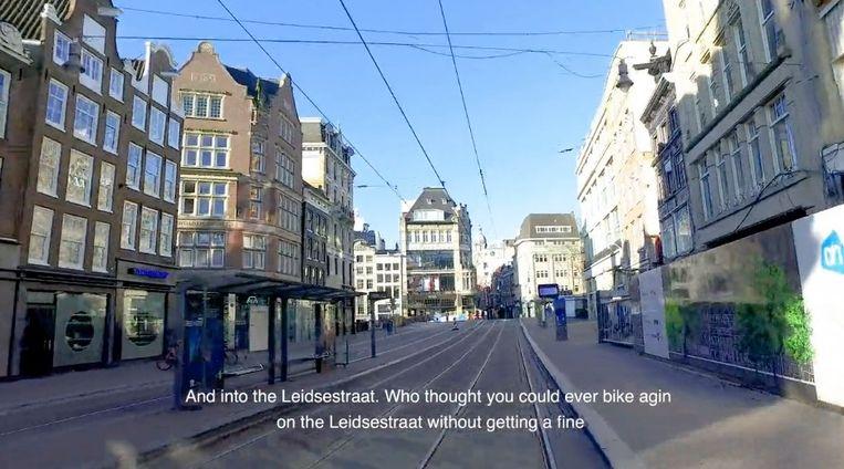 Kadir van Lohuizen. Beeld screenshot