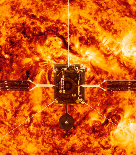 La mission Solar Orbiter a décollé, direction le Soleil