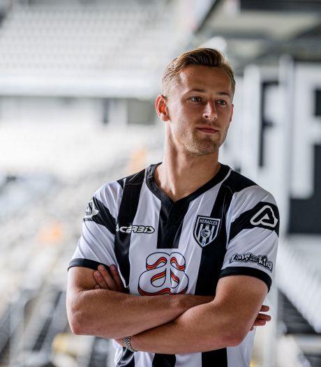 Spits Kaj Sierhuis voor een jaar naar Almelo: 'Ik heb Heracles verkozen boven Messi'