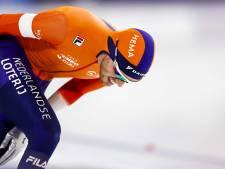 Roest helemaal klaar met het schaatsweekend: 'Het lukte gewoon niet'