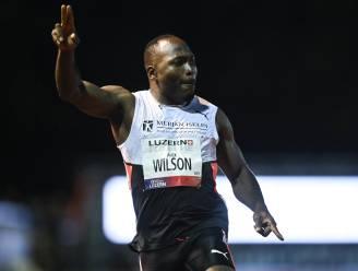 """Records van Zwitserse sprinter Wilson niet erkend: """"We weten voor 100 procent zeker dat dit niet mogelijk is"""""""