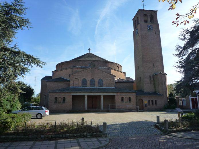 De rooms-katholieke kerk van Philippine.