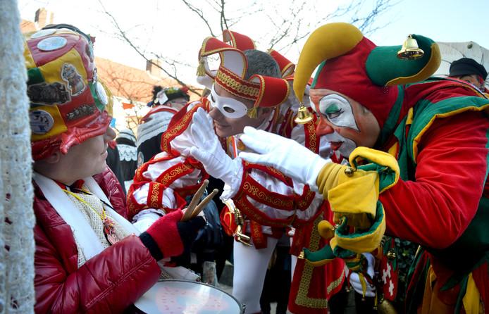 Prins bezoekt Erremeblok in Berrege. Foto's Timo van de kasteele