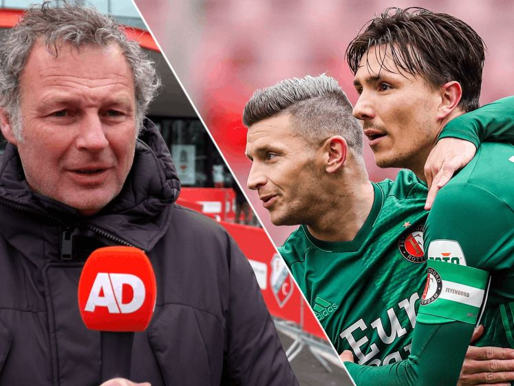 Mikos Gouka: 'Feyenoord hoopt op bekerverlies Vitesse'