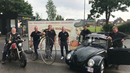 Tweede Summer Rockaswing brengt rockabilly en 400 oldtimers naar Nieuwerkerken