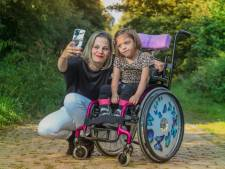 Neyla (4) werd al 44 keer geopereerd: 'Ik stel mezelf steeds de vraag, doe ik het voor mezelf of voor haar?'