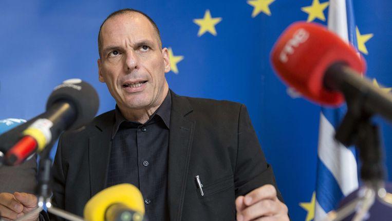 Yanis Varoufakis is boos over de