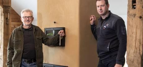 Kachelbouwer uit Geesteren: 'Weg met de stalen houtkachel'