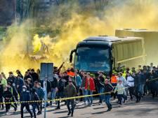 Duizend Vitesse-fans zwaaien spelersbus uit bij GelreDome