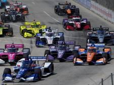 Van Kalmthout zakt ver weg in Detroit, Grosjean wil vuurtje zelf blussen