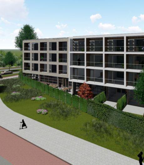 44 Woningen en dagbesteding voor verstandelijk beperkten in nieuwbouw Malburgen-Oost