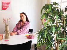 Shania (22) begint kantoor met flexwerkplekken voor vrouwelijke ondernemers in Zwolle