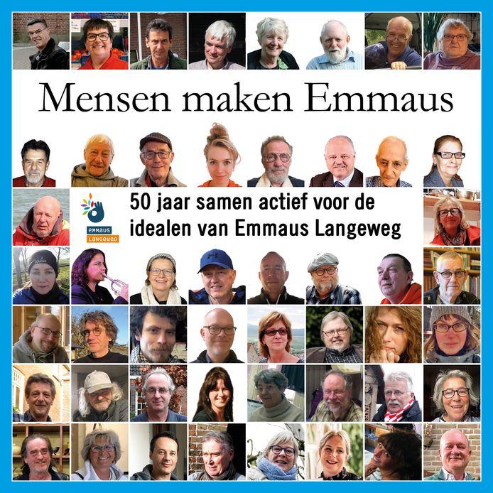 Omslag boek 50 jaar Emmaus Langeweg