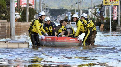 Dodental na tyfoon Hagibis loopt op tot 35 in Japan